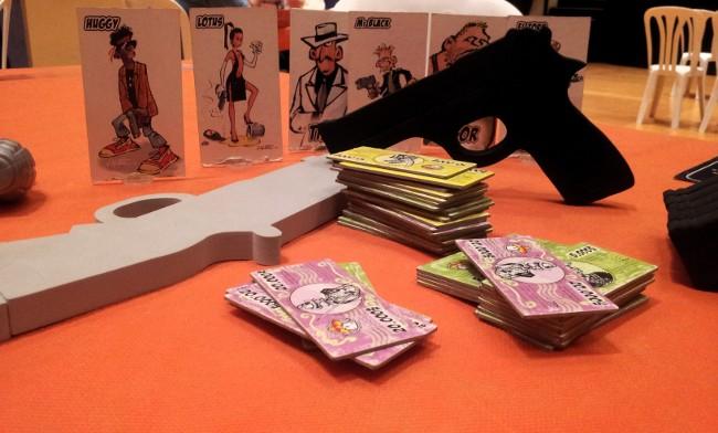Cash n 39 guns juego de mesa zacatrus for Juego de mesa cash flow