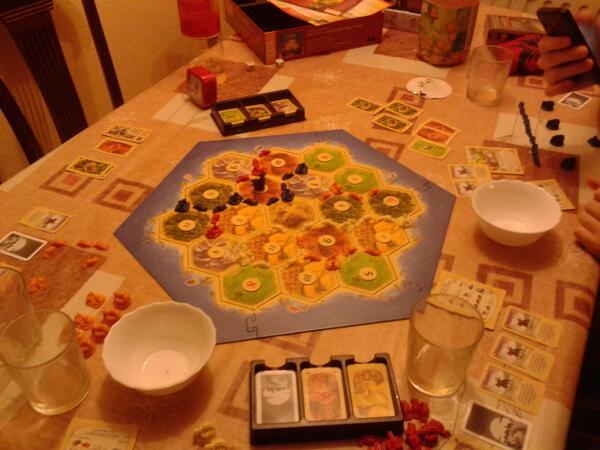 Cat n los colonos de juego de mesa zacatrus - Catan juego de mesa ...